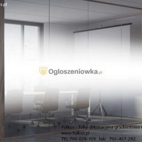 Mgła -Folie okienne Warszawa, oklejanie szyb, sprzedaż folii